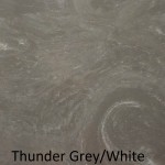 Thunder Grey_White- 31#B2C5